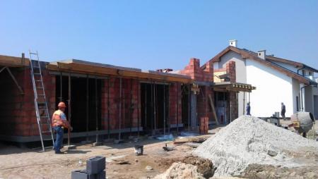 budowa garaży Osiedle Bnińskie w Kórniku 3