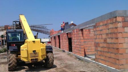 budowa zabudowy szeregowej Osiedle Bnińskie w Kórniku 4
