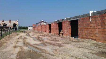 budowa zabudowy szeregowej Osiedle Bnińskie w Kórniku 2