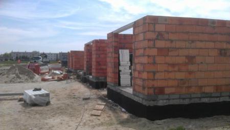 budowa domu jednorodzinnego Osiedle Bnińskie w Kórniku 7
