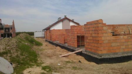 budowa domu jednorodzinnego Osiedle Bnińskie w Kórniku 5