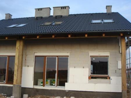 budowa domu jednorodzinnego Osiedle Bnińskie w Kórniku