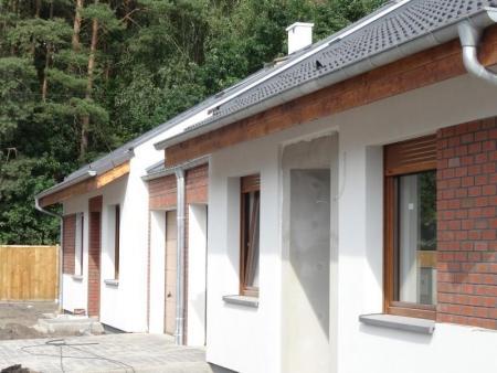 domy jednorodzinne na Osiedlu Konarskim pod Kórnikiem 2