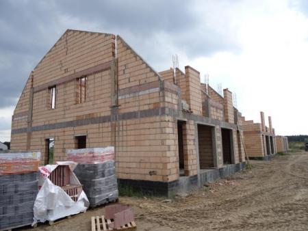 budowa domów na Osiedlu Przyjazne w Robakowie