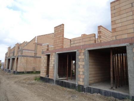 budowa domów na Osiedlu Przyjazne w Robakowie 1